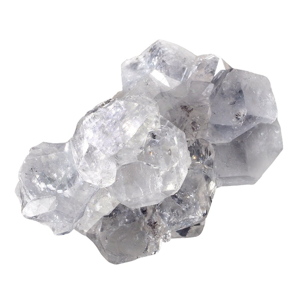 crystal apophyllite stone gem healing crystal ideal for crown chakra rituals forthefeels