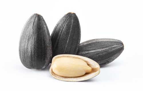 Sunflower seeds contain phytochemicals known as polyphenols that are good for combating free radicals