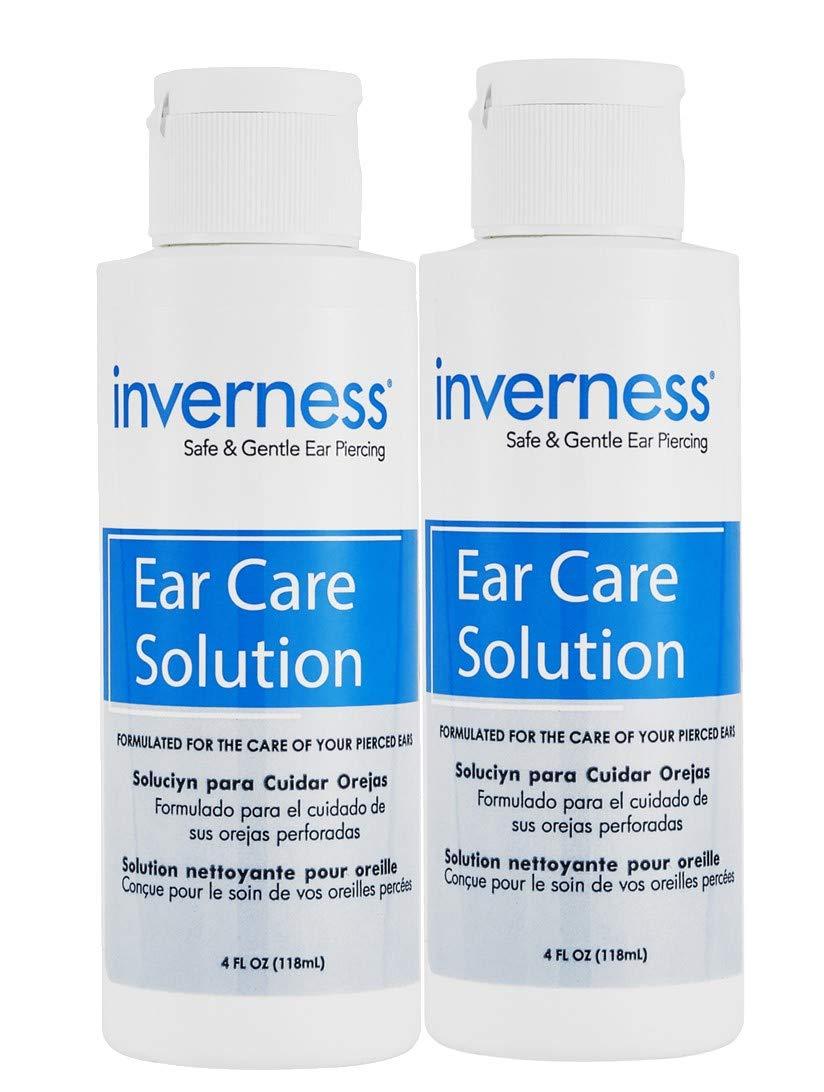 ear piercing ear care solutions